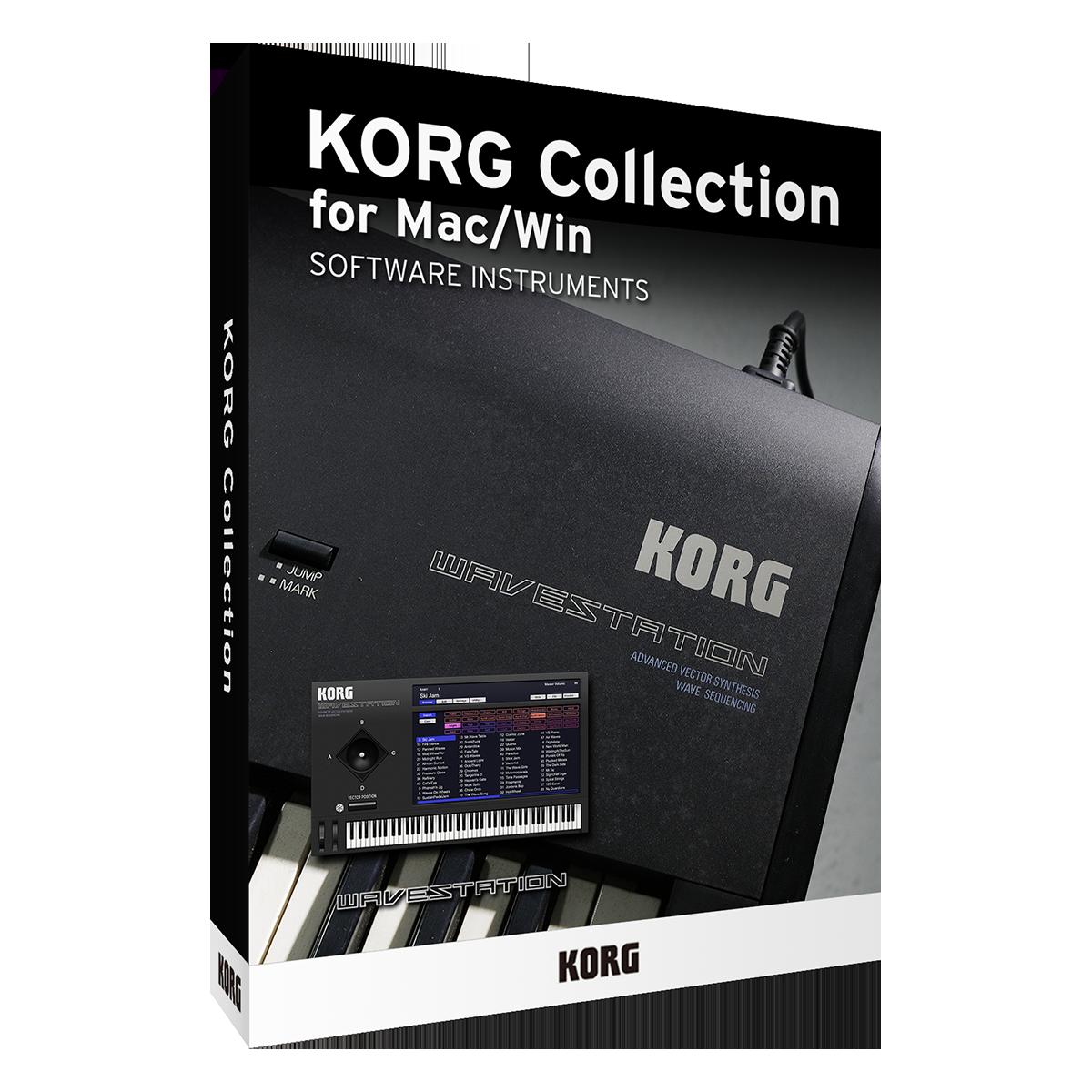 KORG Collection 3 - WAVESTATION