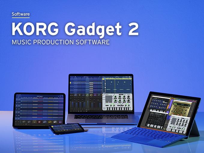 KORG Gadget 2