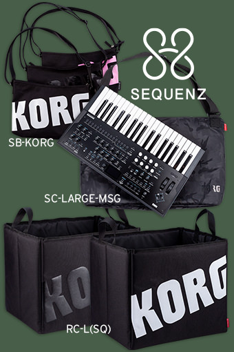 SEQUENZ SB-KORG/RC-L(SQ)/SC-LARGE-MSG