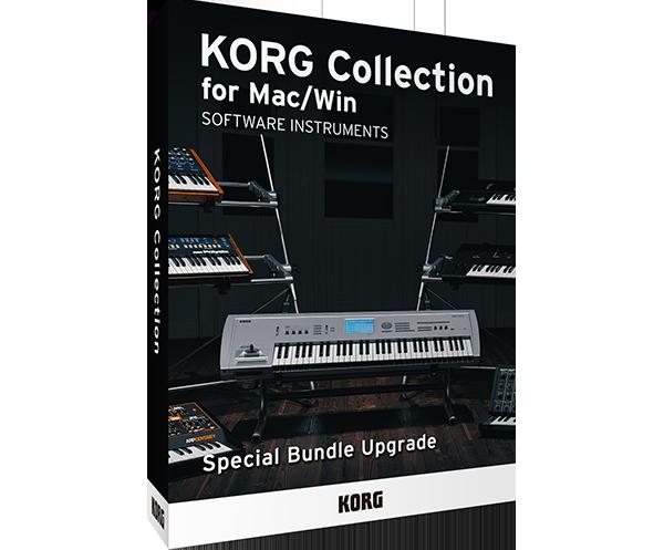 KORG Collection - Special Bundle v2 Upgrade for M1 Le