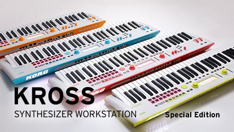 Synthesizers / keyboards | KORG (The Netherlands)