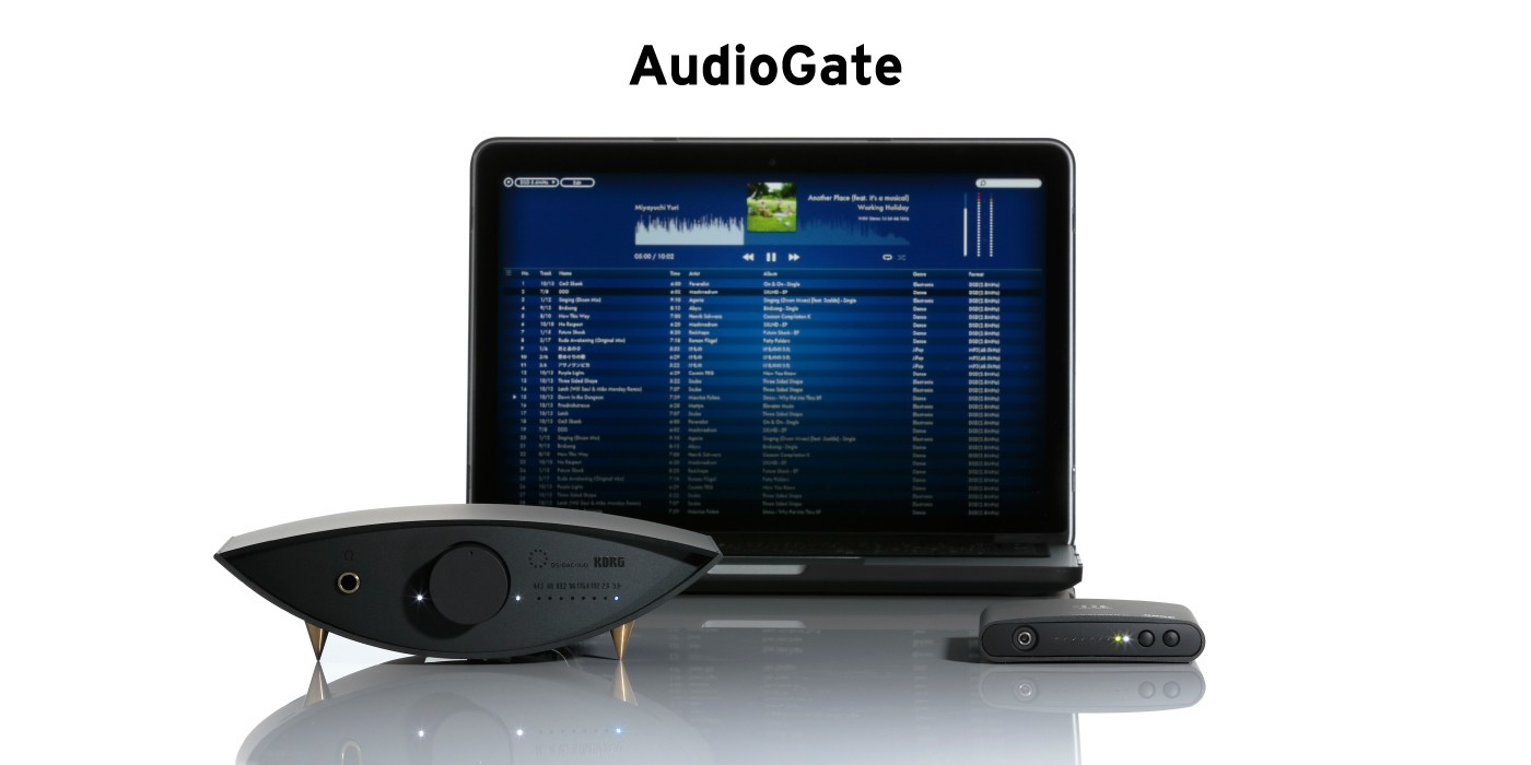 AudioGate