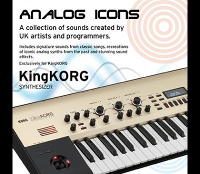 Bonus Programs | KingKORG - SYNTHESIZER | KORG (New Zealand)