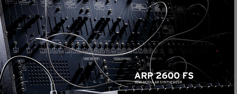 ARP 2600 FS