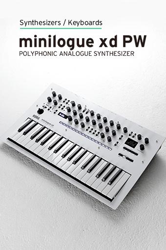 minilogue xd PW