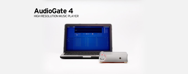 AudioGate 4