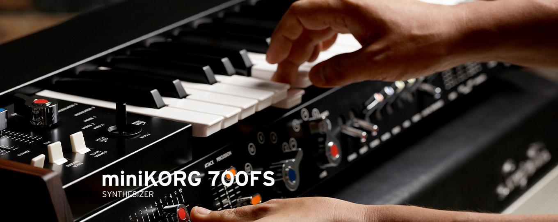 miniKORG 700FS