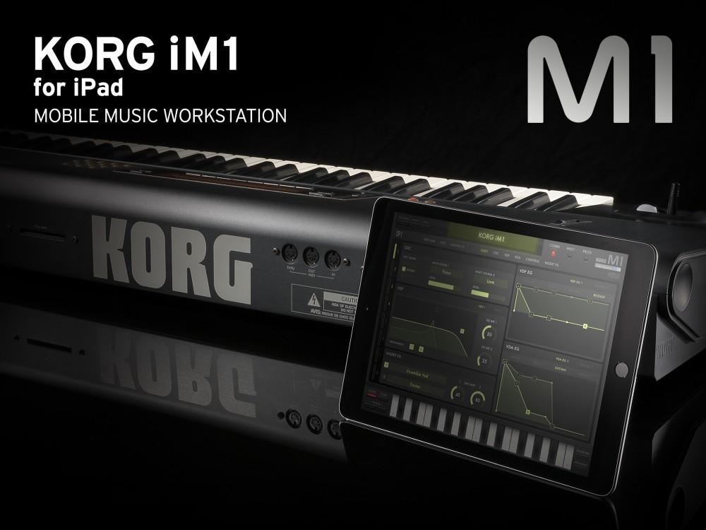 KORG iM1 for iPad