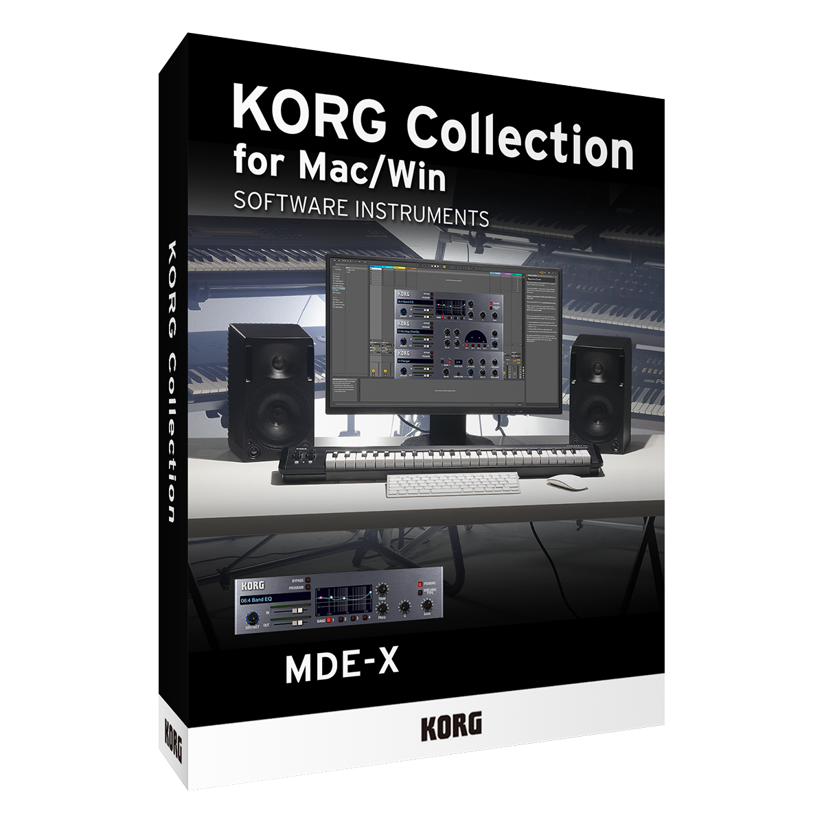 KORG Collection 3 - MDE-X