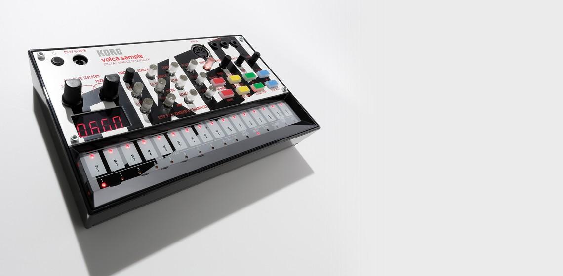 volca sample OK GO edition