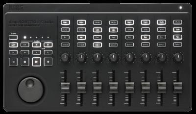 nanoKONTROL Studio - MOBILE MIDI CONTROLLER | KORG