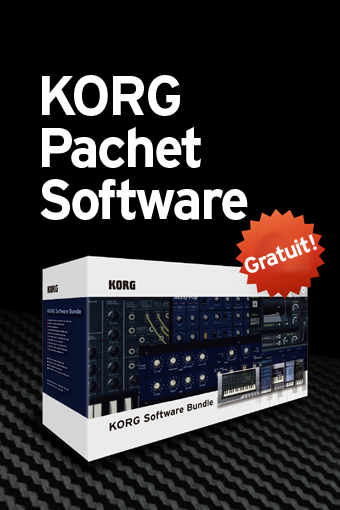 KORG Software Bundle