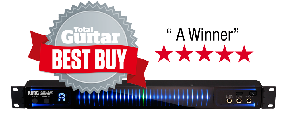 Pitchblack Pro Total Guitar's Best Buy Award