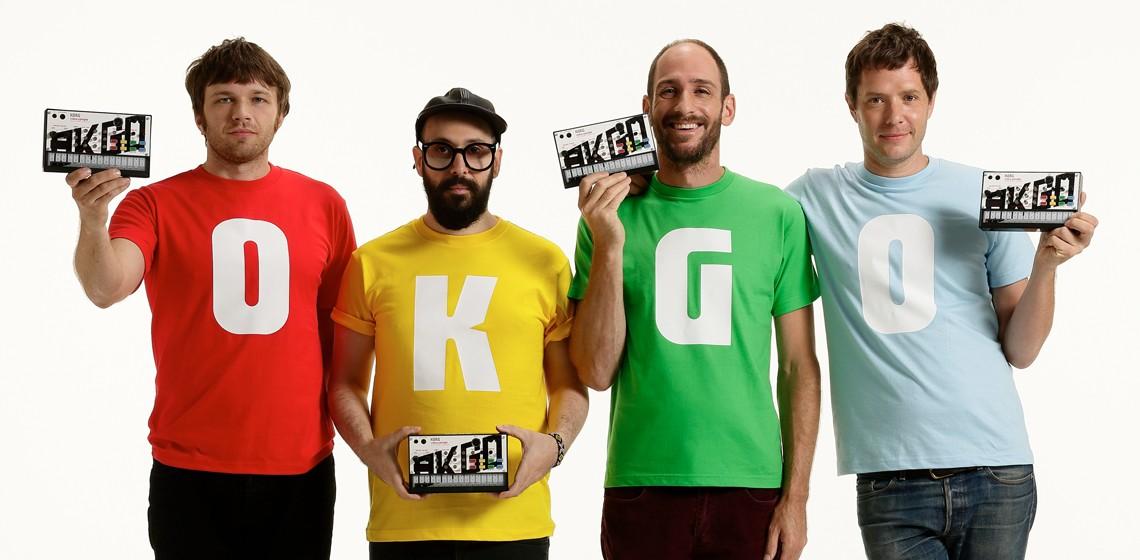 volca sample editia OK GO