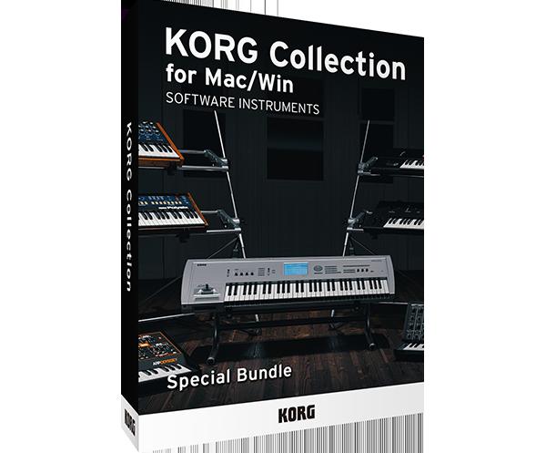 KORG Collection - Special Bundle v2