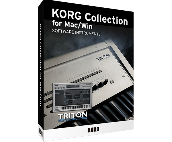 KORG Collection - TRITON