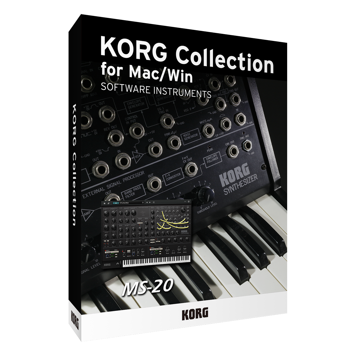 KORG Collection 3 - MS-20
