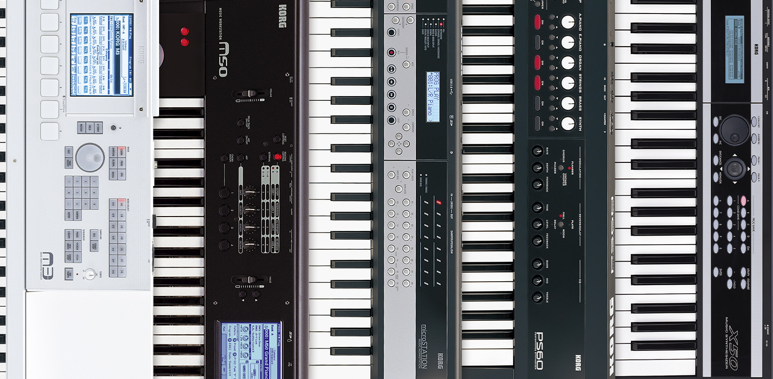 News | Updates - Five discontinued synthesizer products