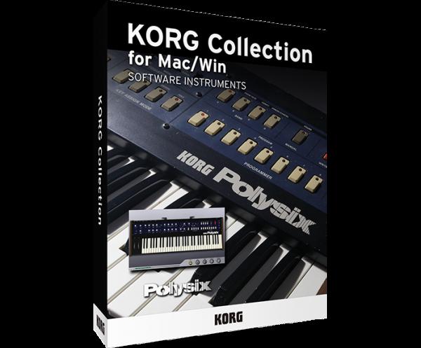 KORG Collection - Polysix