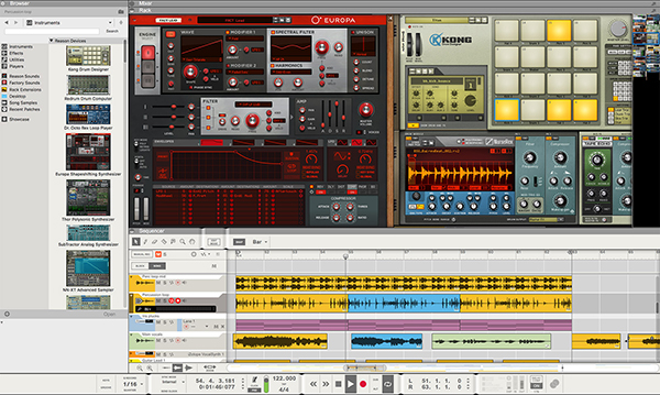 News | KORG Software Bundle - Reason Lite added | KORG (Sweden)