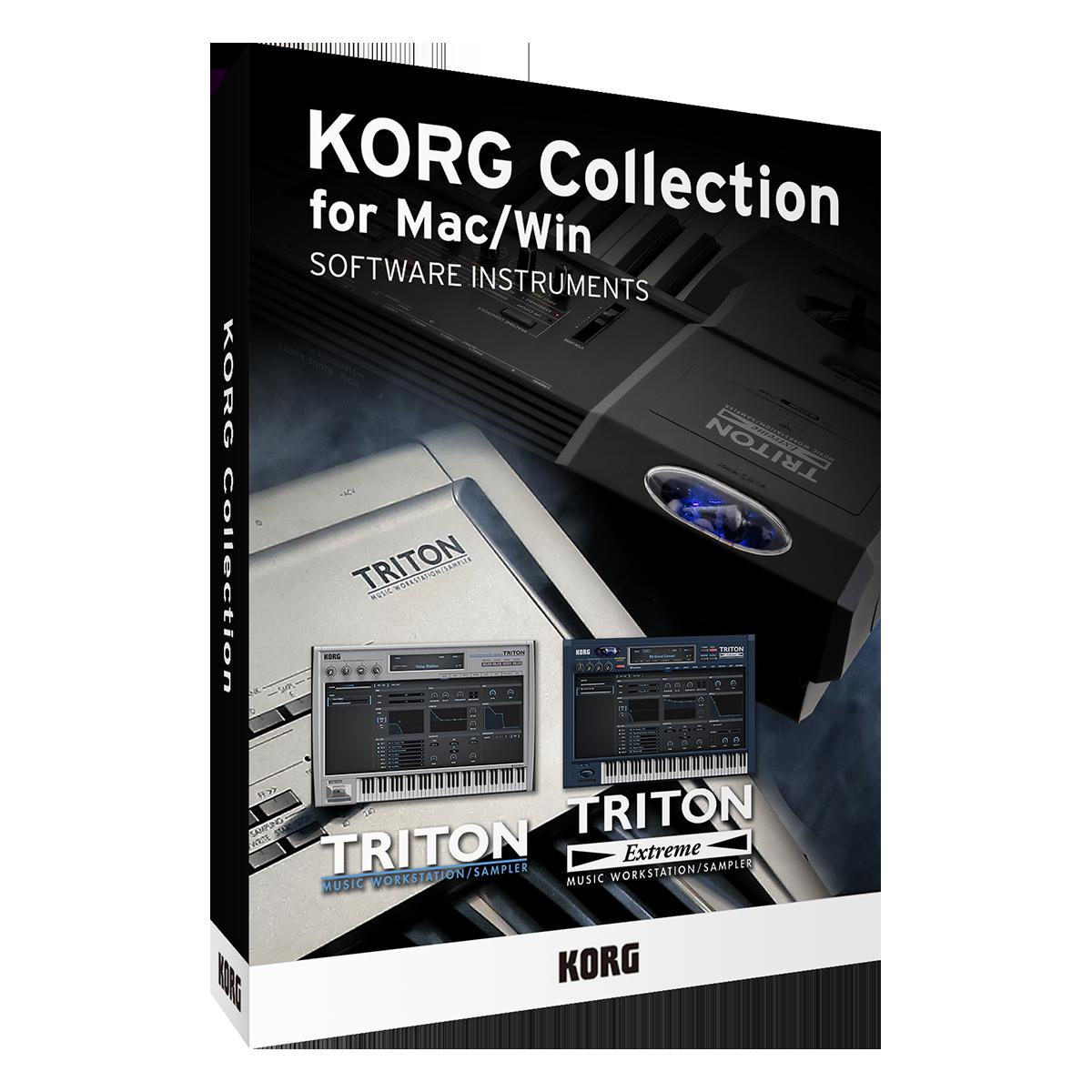 KORG Collection 3 - TRITON (TRITON Extreme)