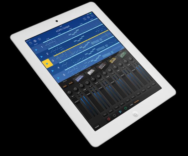 KORG Gadget for iPad