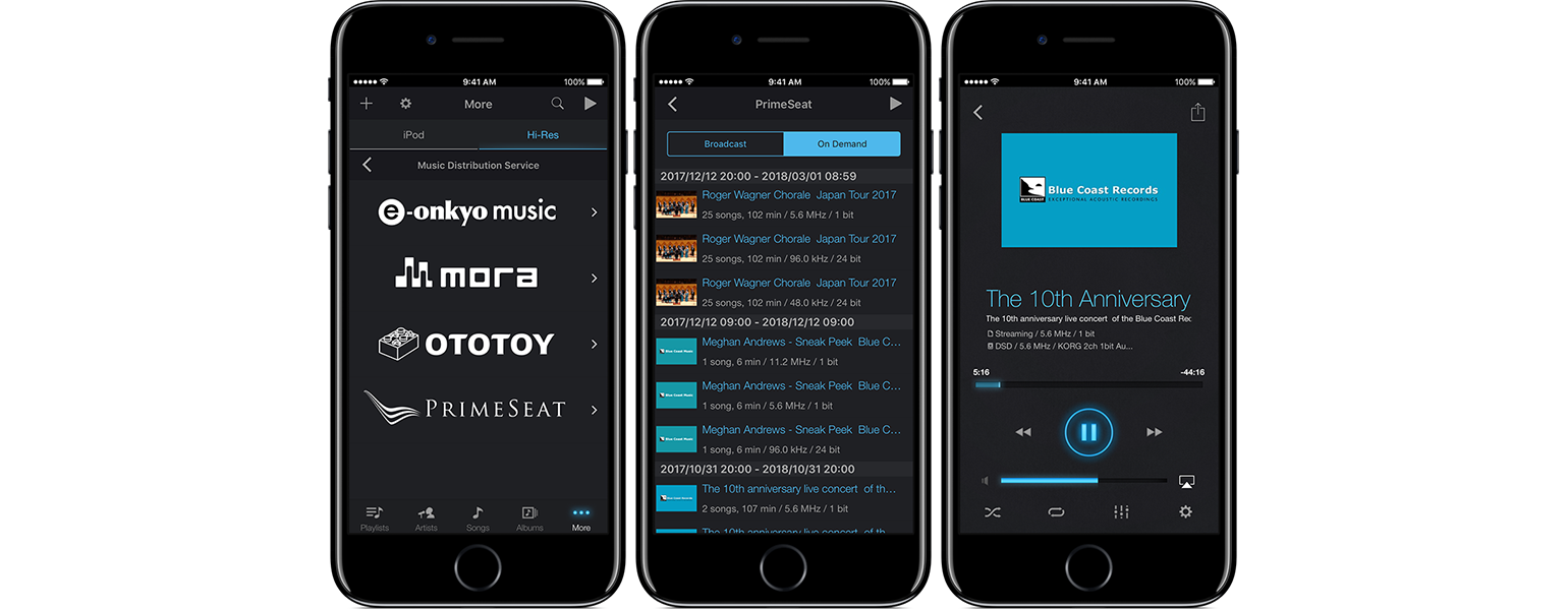 News | iAudioGate for iPhone: version 4 0, available