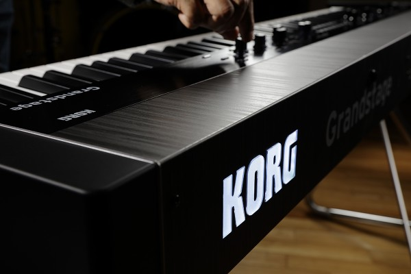 Grandstage - STAGE PIANO | KORG (Singapore)