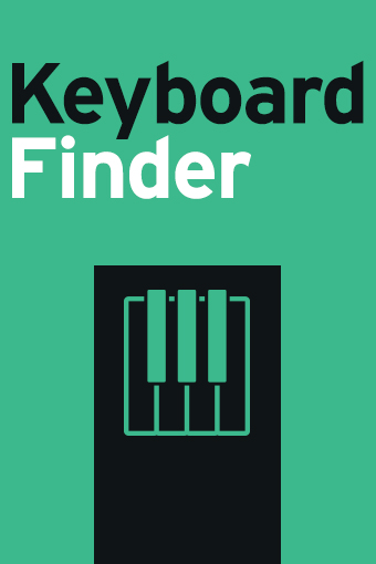 Korg Keyboard Finder