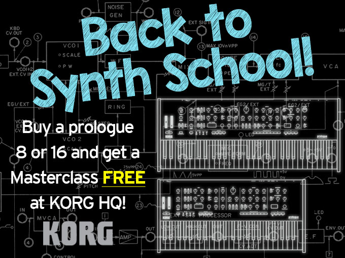 Back to Synth School