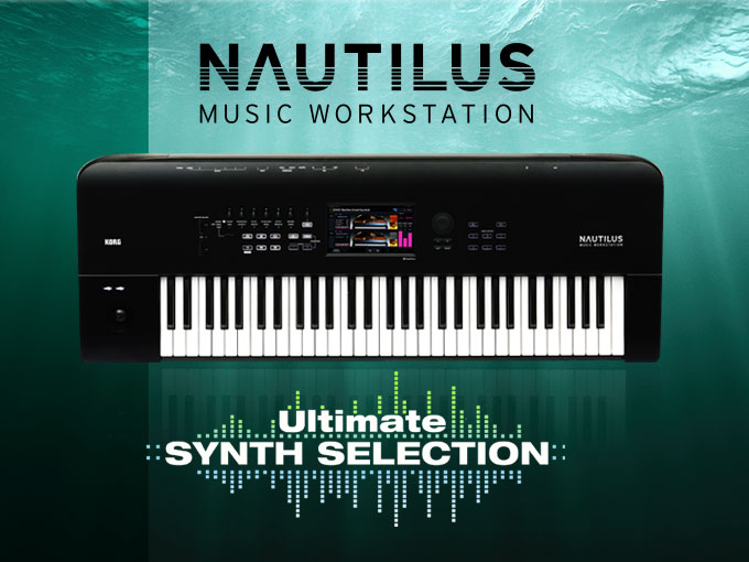 Free Masterclass and Ultimate Synth Selection USB Drive