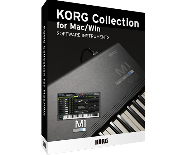 KORG Collection 2 - M1