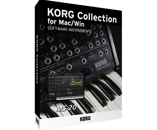 KORG Collection 2 - MS-20