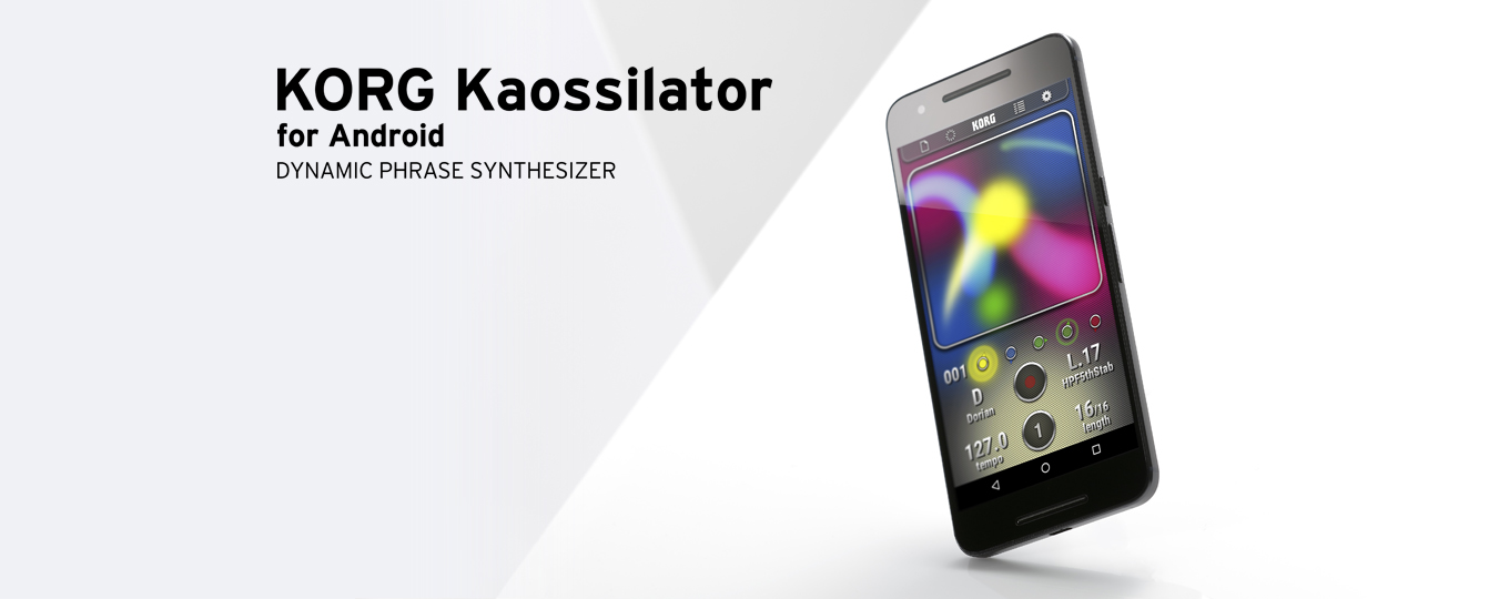 KORG Kaossilator for Android