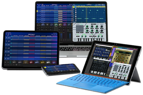 nanoKONTROL Studio - MOBILE MIDI CONTROLLER | KORG (U K )