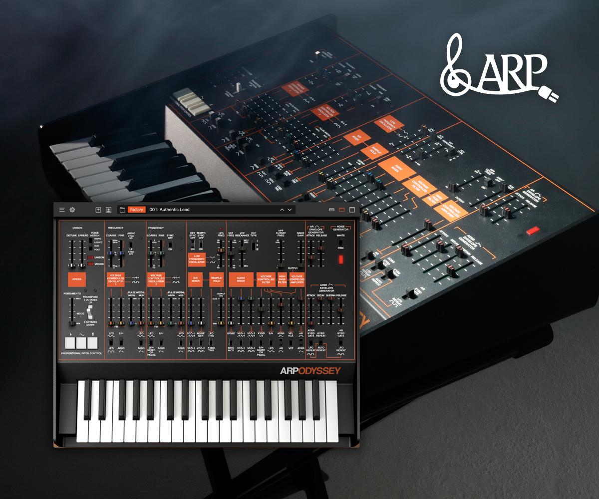 ARP ODYSSEY for Mac/Win