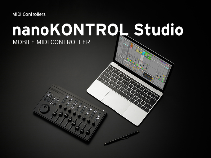 nanokontrol studio mobile midi controller korg u k. Black Bedroom Furniture Sets. Home Design Ideas