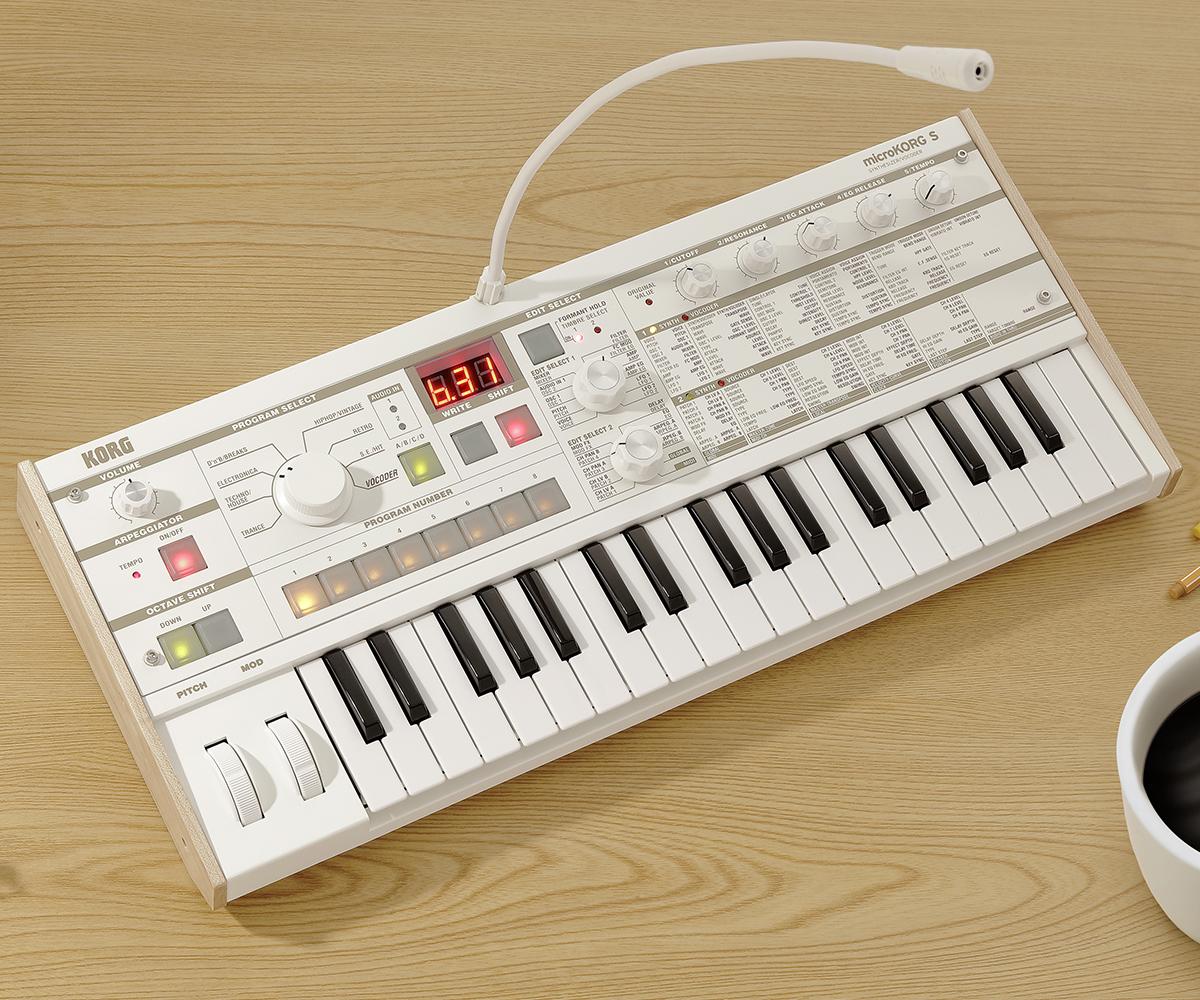specifications microkorg s synthesizer vocoder korg u k. Black Bedroom Furniture Sets. Home Design Ideas