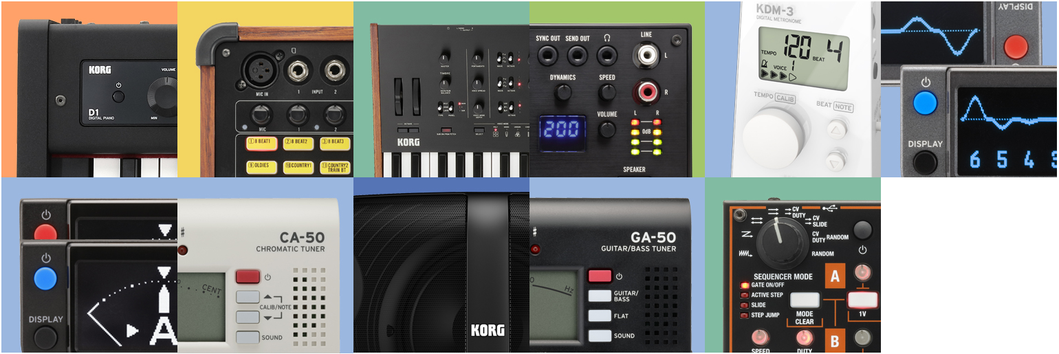 News | KORG announces new products at Winter NAMM 2018