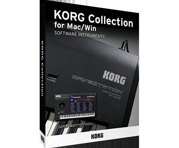 KORG Collection 2 - WAVESTATION