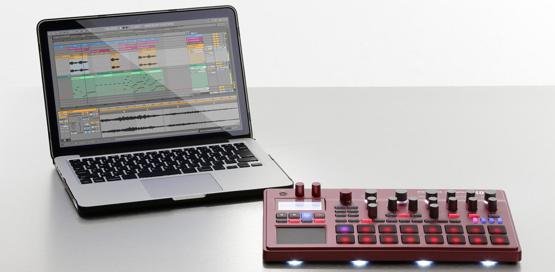 Ableton live 9 suite, soundbytes review.