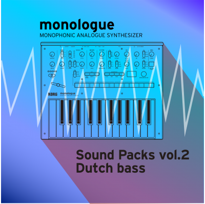 News | New sound library for monologue | KORG (USA)