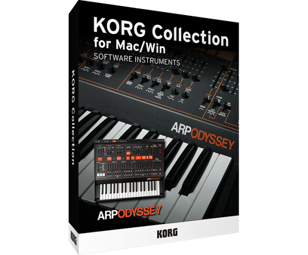 KORG Collection - ARP ODYSSEY