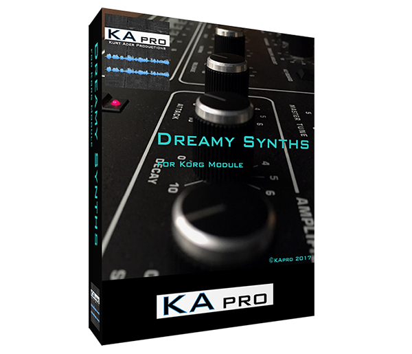 KApro Dreamy Synths
