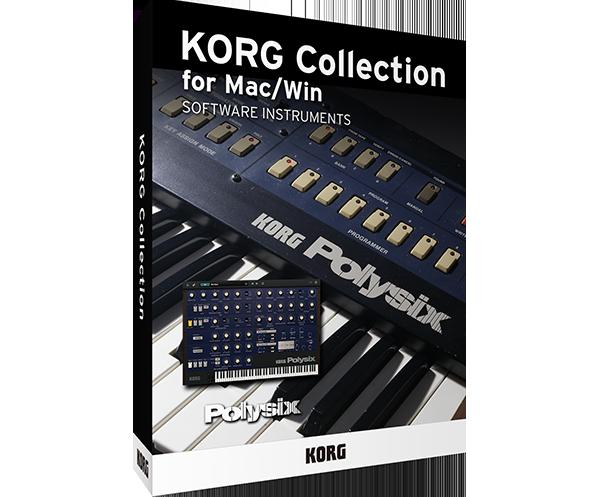 KORG Collection 2 - Polysix