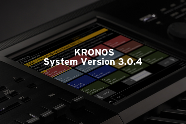 News | Now Available! New KRONOS System Version 3 0 4 and fifteen