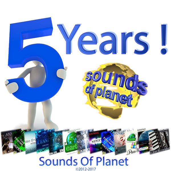 "New KRONOS Sound Libraries: New ""Premium Class"
