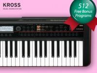 News | 512 free bonus Programs for the KROSS Music