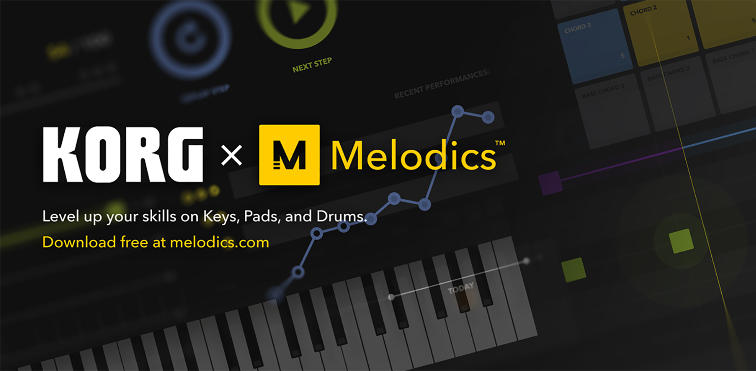 News | Keyboard lessons added! Major update for