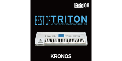 News | KRONOS Sound Libraries - Three new libraries, one new